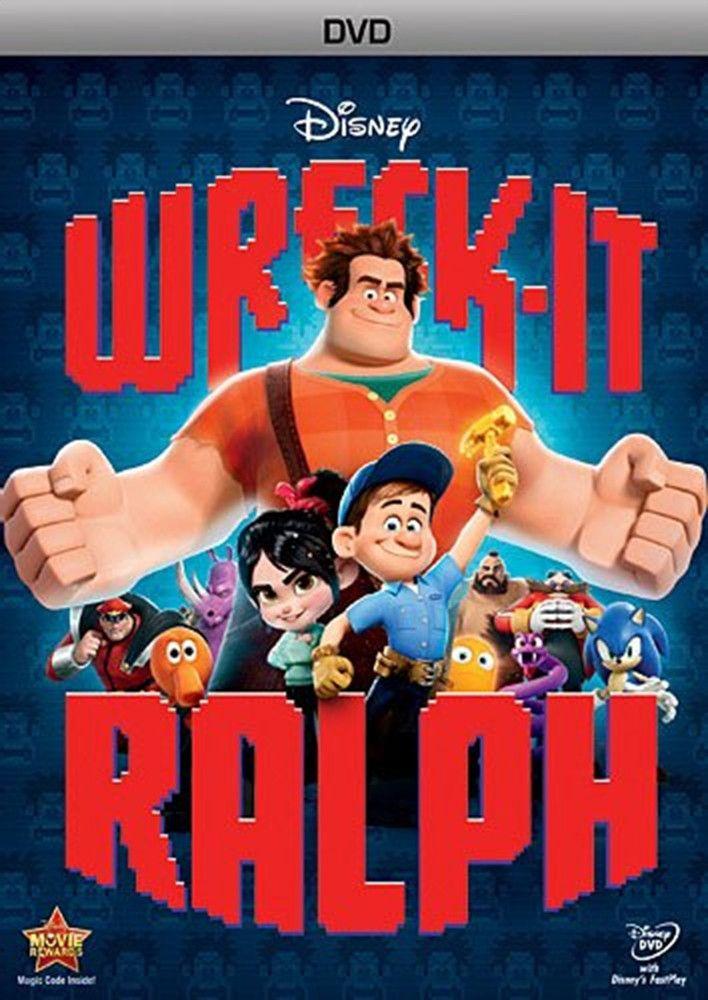 Wreck it Ralph: [DVD]