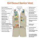 Insignia List: Girl Scout Seniors