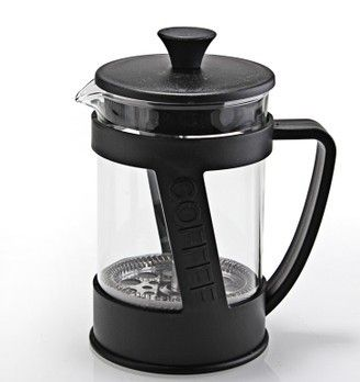 French Press pot  Pressure coffee pot coffee makers rushing percolator pot 800ml glass filter press 800ml #Affiliate