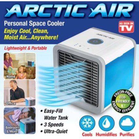 3 In 1 Arctic Air Cooler Quick Easy Way To Cool Air Conditioner White Mini Klimaanlage Mobile Klimaanlage Klimagerat