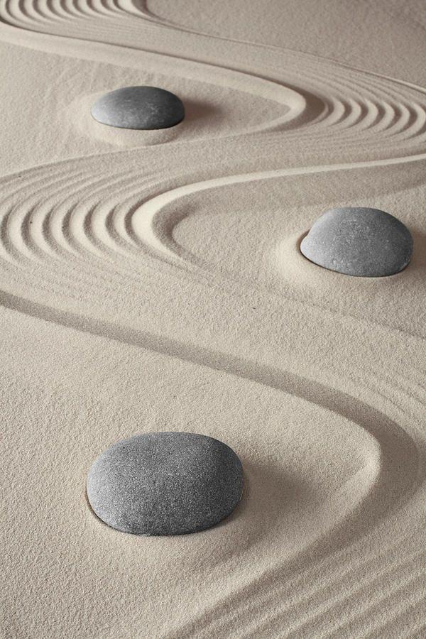 thekimonogallery:  Zen Garden. Photography by Dirk Ercken. Image via Pinterest                                                                                                                                                                                 もっと見る