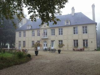 Our accommodation in Normandy France