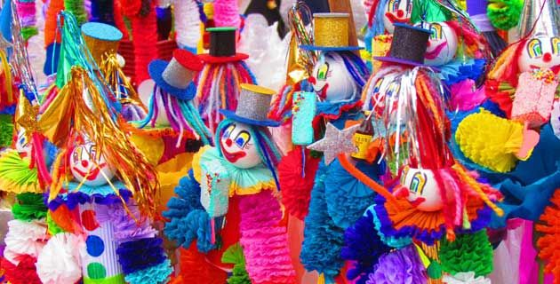 Fotos de la semana: Carnaval de San Miguel de Allende, Guanajuato / México Desconocido