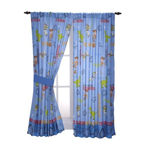 17 Best Images About Toy Story Curtains On Pinterest