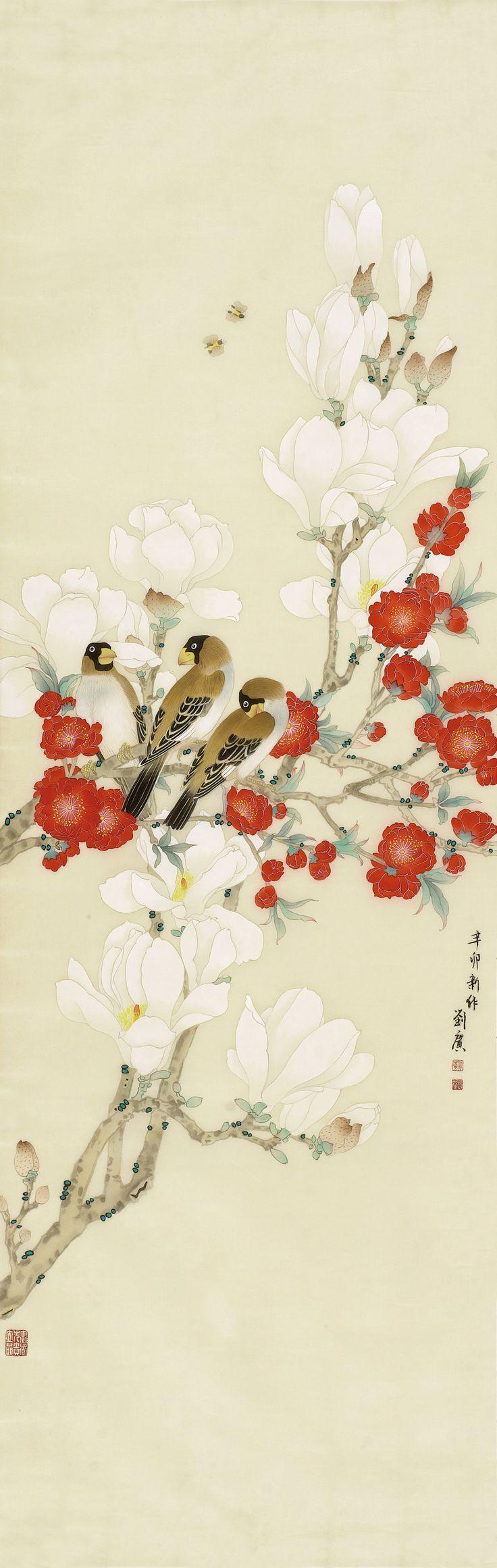 Liu Guang(刘广) ,    花鸟