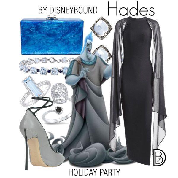 Holiday Party: Hades | Hercules