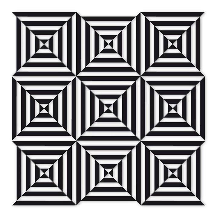 Black & White…