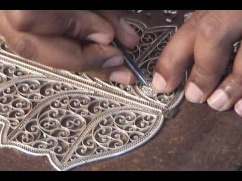 Silver Filigree @Karina Paje Boodoosingh  @Nereena Hosein Hosein @Dari Asamura Jao Rampersad