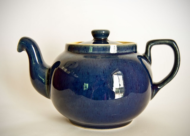 Denby Cottage Blue 1926
