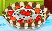 Sara's Cooking Class: Choco Mousse Cake