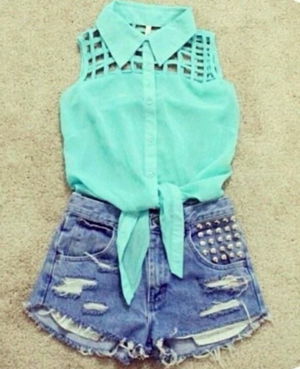 #Really cute!!  fashion teen #2dayslook #new style #teenfashion  www.2dayslook.com