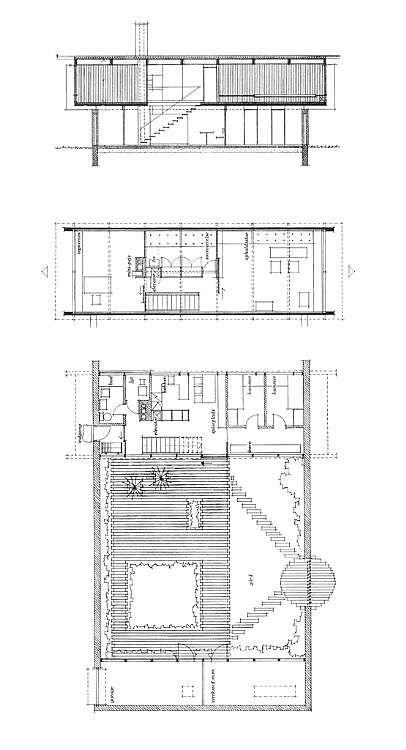 Friis & Moltke - Projekter - Knud Friis' hus, Brabrand