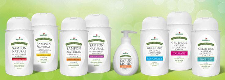 Încercați produsele naturale pentru îngrijirea părului de la Manicos.