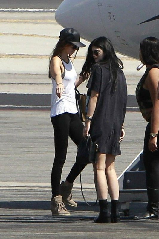 Kendall Jenner Frequently Spotted Wearing Ash Cool In