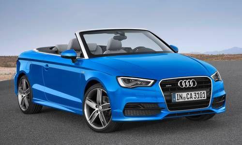 #Audi #A3Cabriolet. Coup de foudre. Profondeur des lignes. Dynamisme et équilibre