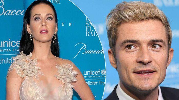 Katy Perry Tunangan - Kenakan Cincin Berlian, Pelantun Roar Sudah Bertunangan dengan Orlando Bloom?