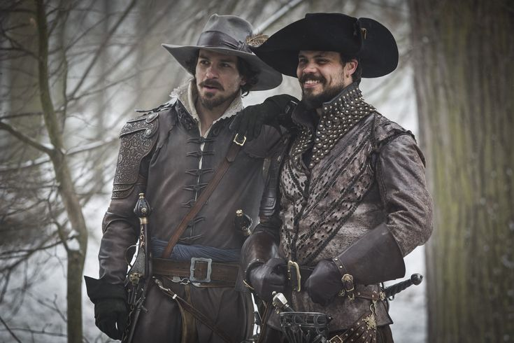 """The Musketeers - Episode 2 - """"He knows the Musketeer motto, every man for himself!"""""""