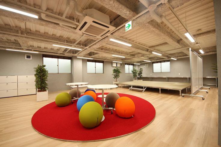 生まれ変わる|オフィスデザイン事例|デザイナーズオフィスのヴィス