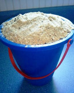 Savory Sweet and Satisfying: Sand Pudding