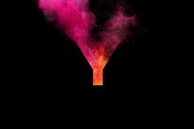 Colour + Explosion Series on Behance
