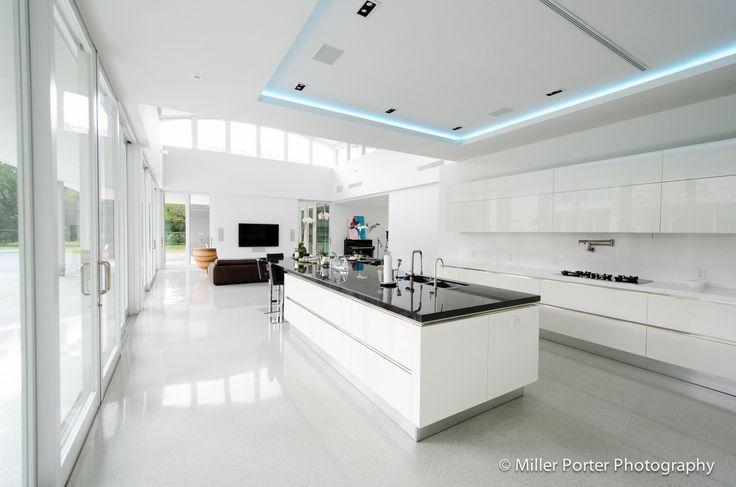 Gorgeous #Snaidero #installation in Miami #kitchen #inspiration #italy #design #interior #interiordesign #luxury #home