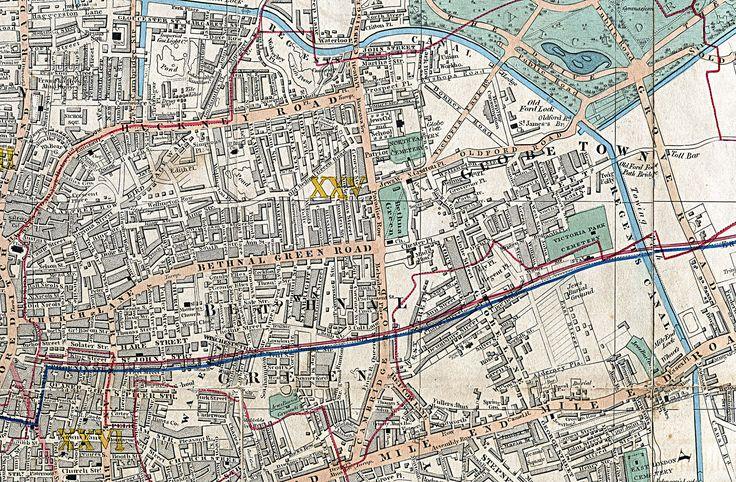 Bethnal Green - 1853