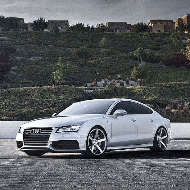 Audi A7 or this is possibly in my future ...... Graduation gift to me!