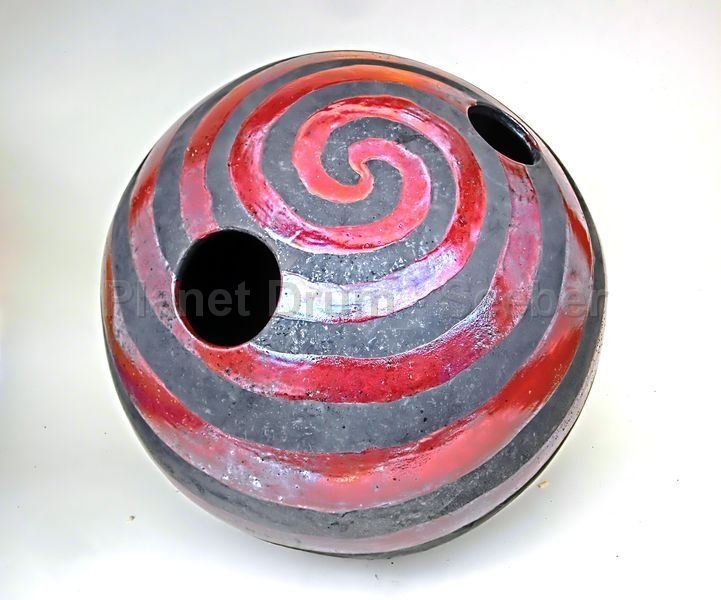 Planet Drum 78 - Barbara Seeber - Rakubrand