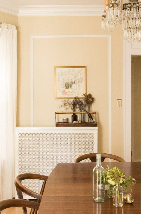 Hillary & Michael's Refined Roost | House, Piano stool