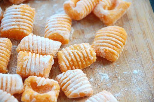 Simple Sweet Potato Gnocchi | tasty | Pinterest