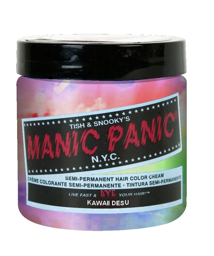 THIS IS NOT REAL MANIC PANIC.  I just edited it for fun. c: