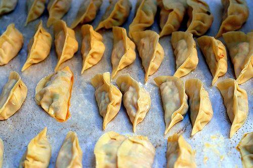 leaky dumplings by smitten, via Flickr