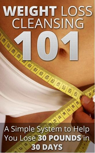 simple detox to lose weight fast
