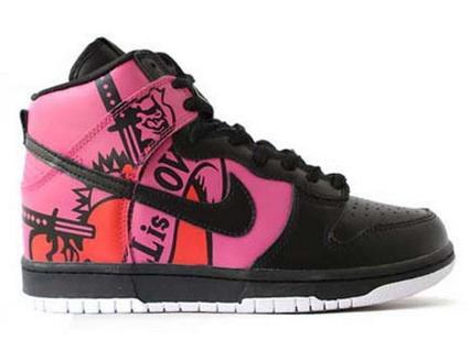 Custom Nike Dunk High Top Kill Bill 2 Triumvir3 chaussures à la mode