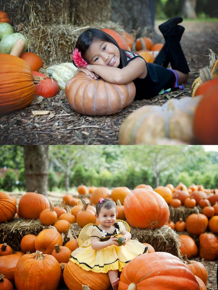 Dallas Child Photographer | Pumpkin Patch