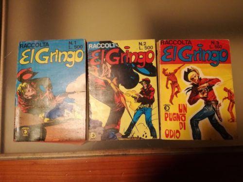 Raccolta-El-Gringo-raccolte-1-2-3-anno-1979-80