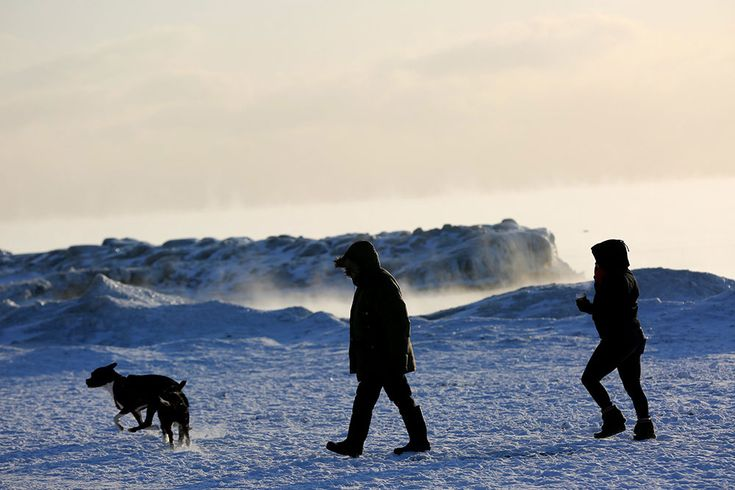 Be prepared for some more cold weather in Toronto, with a biting -40 C with wind chill expected overnight Sunday.