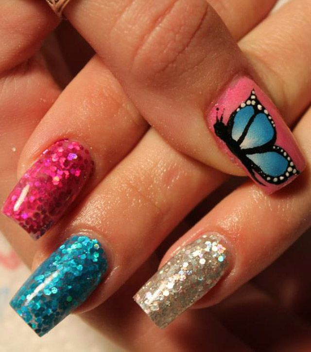 81 best nails images on Pinterest | Nail scissors, Nail polish and ...