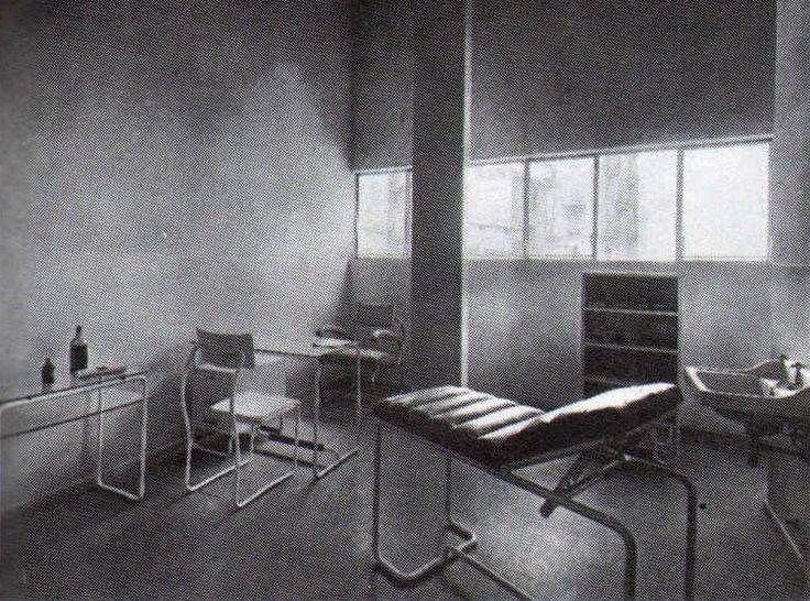 Giuseppe Terragni - Asilo Sant'Elia - Como   Archisquare • Architettura Design Blog- zu sehen: Lariana Chair