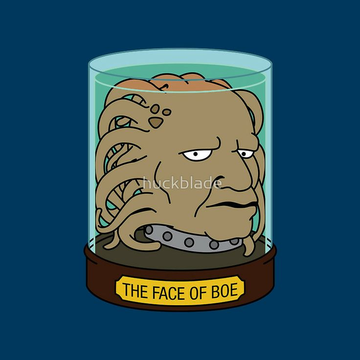 'The Face of Boe' Poster by huckblade (With images) | Face of boe, Alternative art, Face