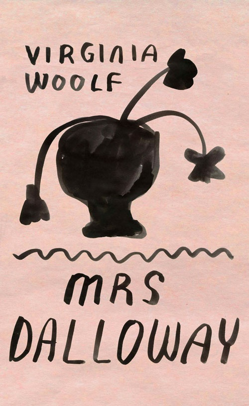 Original Penguin Book Covers : Penguin essentials rough cover concept for mrs dalloway
