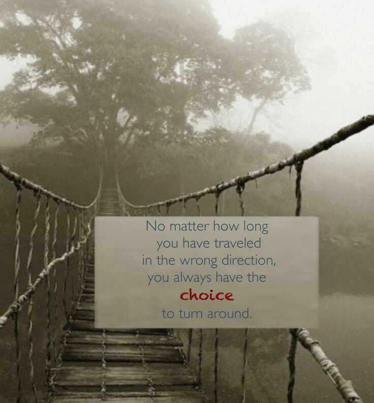 Life choice quote