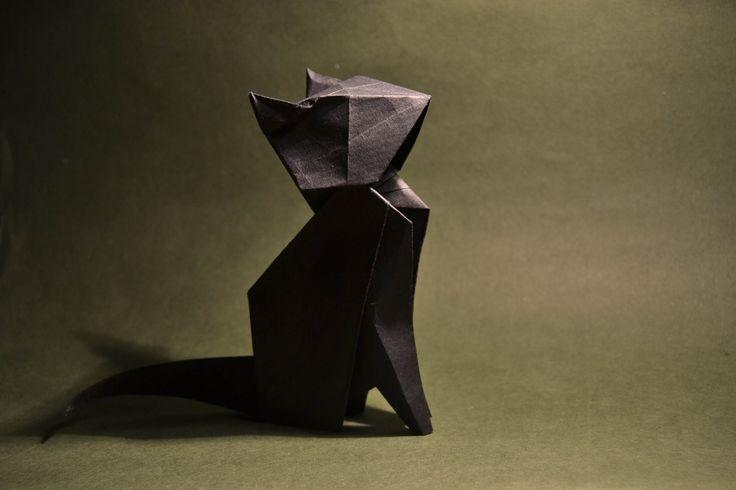 Origami  - Cat                                                                                                                                                                                 More