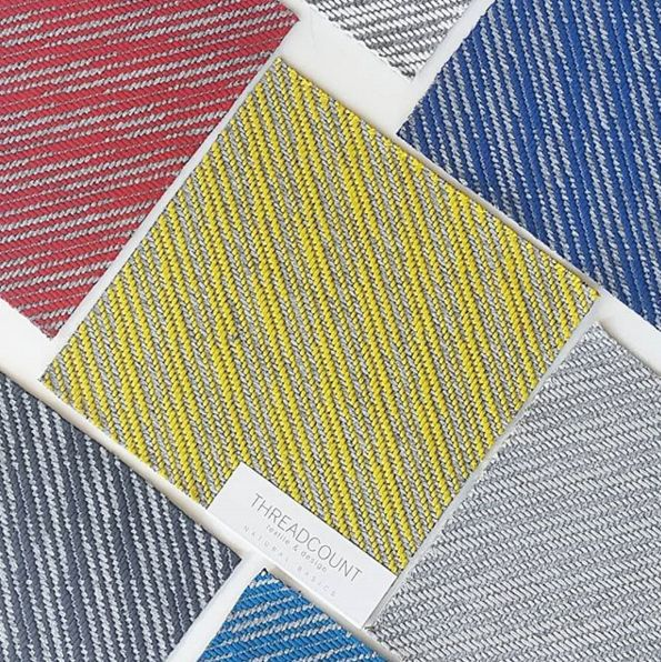 Axis Upholster With Edge \\ Latest Colour Release . . . #axis #latest #woven #color #bold #electric #textiles #vibrant #upholstery #interiordesign #interiordesign #design #textures #threadcountinc #threadcounttextiles #yyz