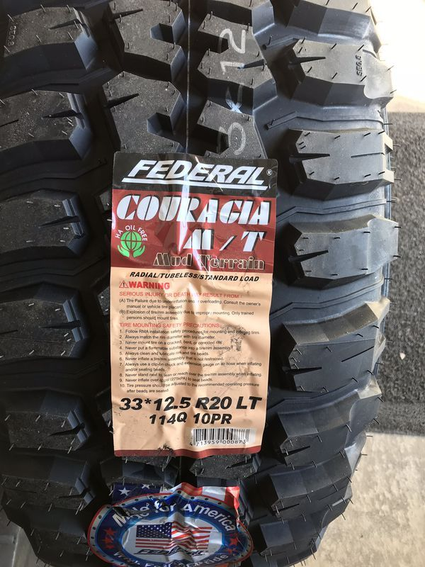 Offer Up San Diego >> 20 Tundra Method Wheels And Federal Mt Tires Brand New For