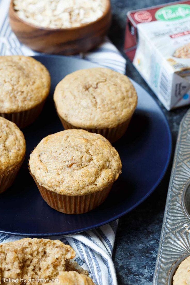 Convenient and tasty, muffins always make a hearty breakfast choice. Try these cinnamon apple oatmeal muffins for a satisfying way to start the day!