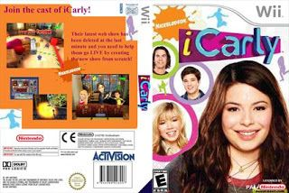 Mega Covers Gtba: iCarly - Cover Game Wii