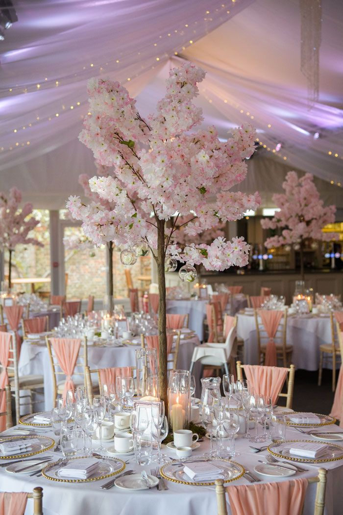 A Classic Spring Wedding At Braxted Park Essex Pink Wedding Decorations Wedding Wedding Decorations