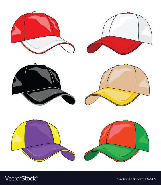 17 Fitted Hat Vector Hat Vector Fitted Hats Hats