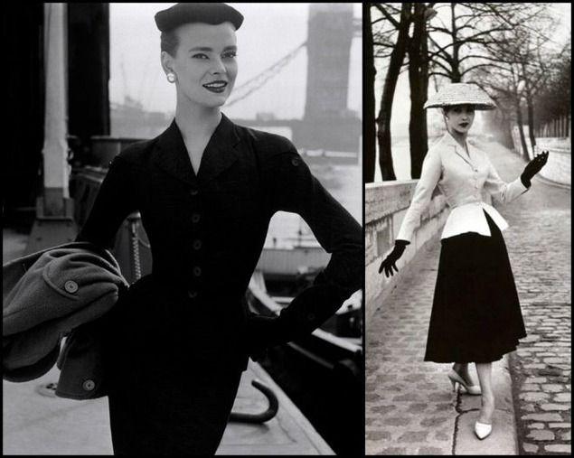 Модная сказка от Кристиана Диора. Блистательные наряды 50-х